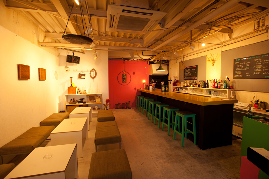 nidomi cafe bar