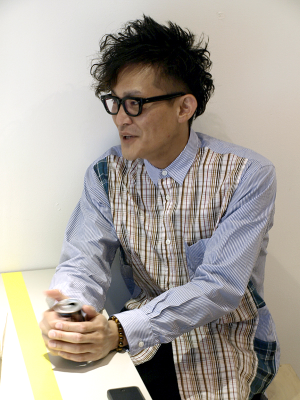 mo・der・ne craftdesign inc., kräf・te 木村 幸紀男|INTERVIEW vol.2