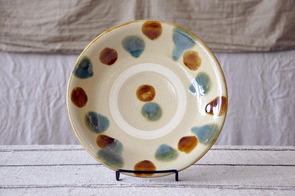 田村窯 八寸皿 / 3,990円