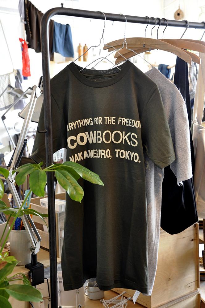 COWBOOKS ロゴTシャツ / 4,725円