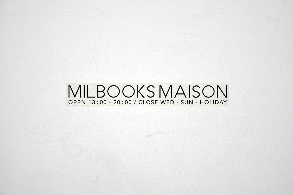 MILBOOKS|エントランス