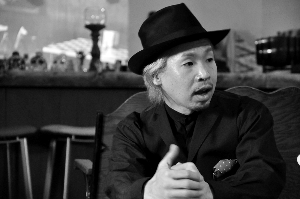 Bar MUSZE 安田 秀典|INTERVIEW vol.3