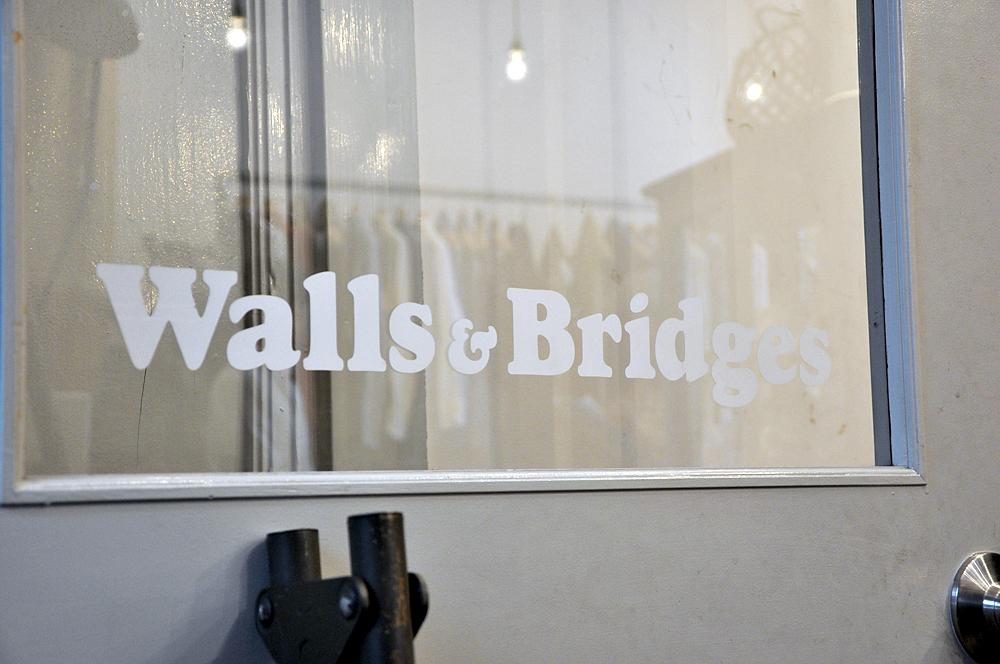 Walls & Bridges