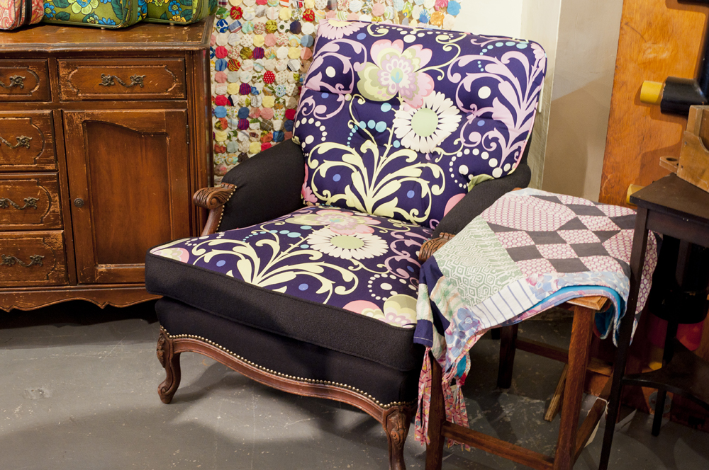 PIC-UP ITEMS -sofa chair-