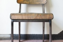 Jean Prouve (ジャン・プルーヴェ) standard chair 1950's / \ ASK