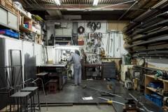 LOOP various metal art 金属作家の仕事場|クリエイターの現場訪問 2012.May