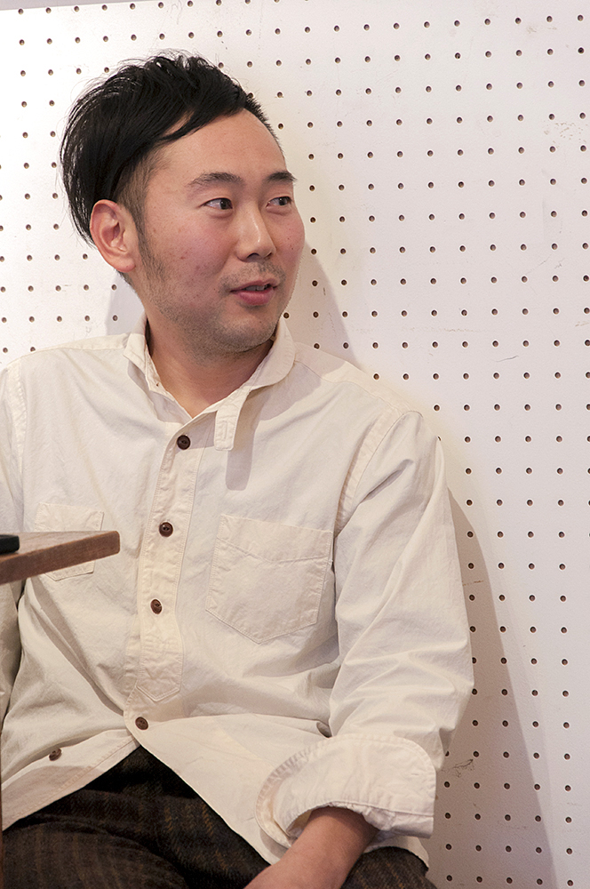 Yasuhiko Kamata|INTERVIEW vol.11