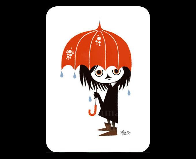 「雨子」(さめこ)さん:「見透かされて生まれる、見た人が生み出すストーリー」HEVIO TAMAMURA|INTERVIEW vol.13