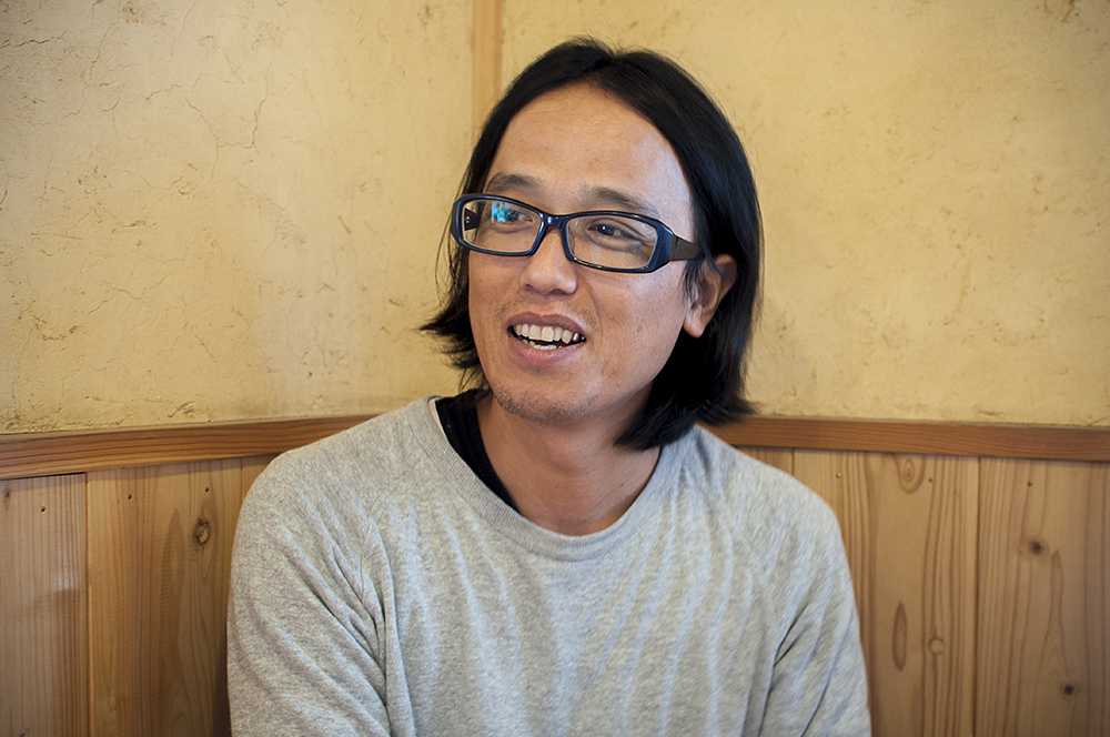 WATARU HATANO|INTERVIEW vol.15