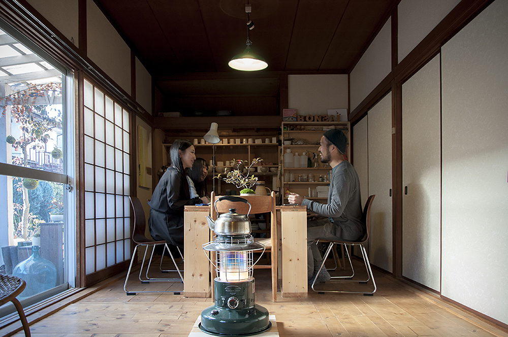 塩津丈洋植物研究所 代表 TAKEHIRO SHIOZU|INTERVIEW vol.16