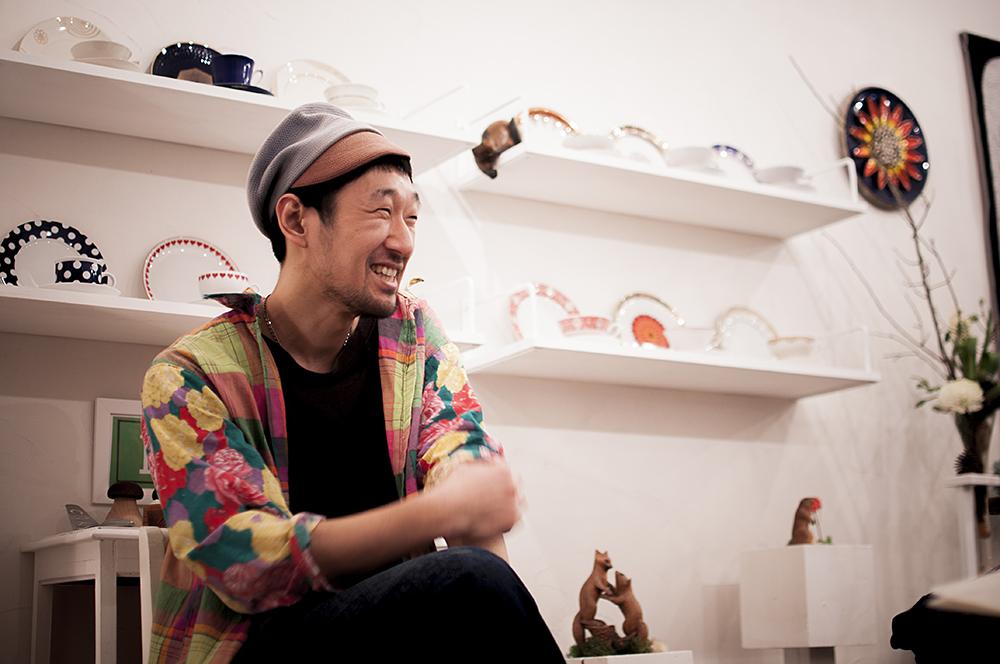 SEIGOU SATOU|INTERVIEW vol.18