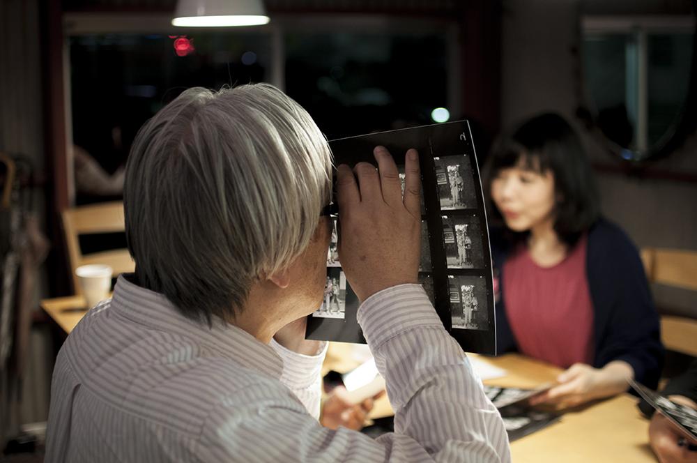 ハニカミ写真館|REPORT vol.17 後編 -編集会議-