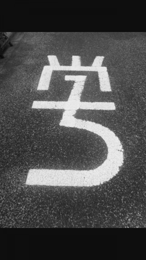 「路上のモノ」 その四拾六