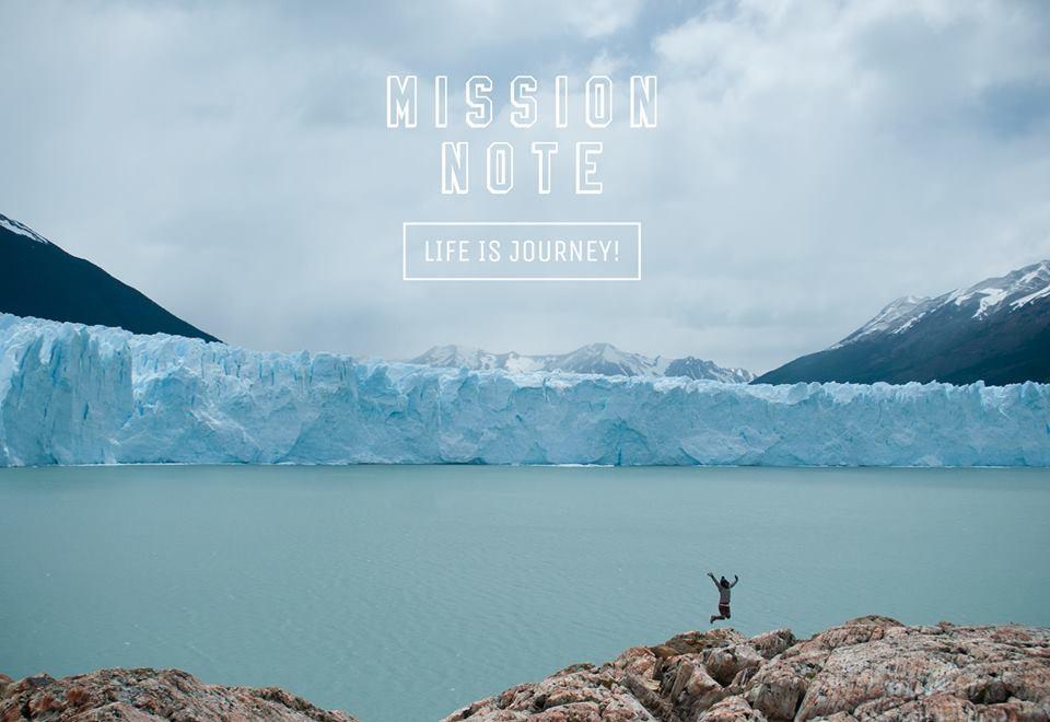 LIFE IS JOURNEY ! 写真展『MISSION NOTE』ミッションを攻略せよ!