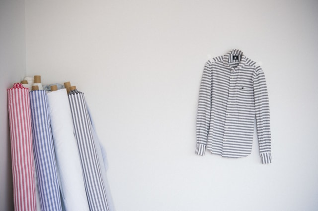 maemuki towel shirt exhibition!開催 Atelier Michaux