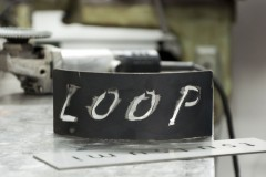 LOOP various metal art 金属作家の仕事場 クリエイターの現場訪問 2012.May