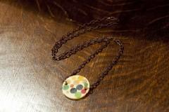 decoupage Reccomend / Necklace