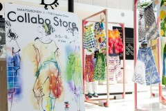 SNAP REPORT「左海壷人 × +728 Creative Crew Collabo Store」at D-ba