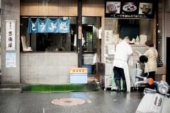 馴染みの豆腐屋さん:「観光とローカルの間」東京・砂町銀座商店街
