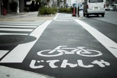 ひらがなの標識:「観光とローカルの間」東京・蔵前