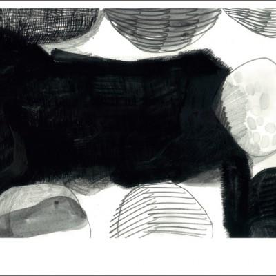 畑口佐知子展「絵と、絵から飛び出したカタチ達。」開催