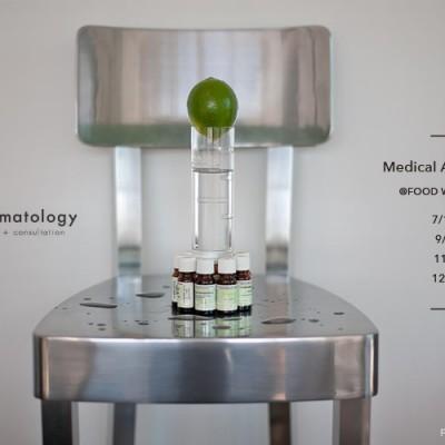 メディカルアロマについて学ぶレッスン *limetta aromatology x FOOD WORKER FUNAKI