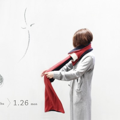 """""""drawingから はじまる服"""" – pssst,sir exhibition 開催"""