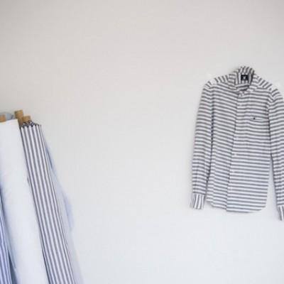 maemuki towel shirt exhibition!開催 Atelier Michaux