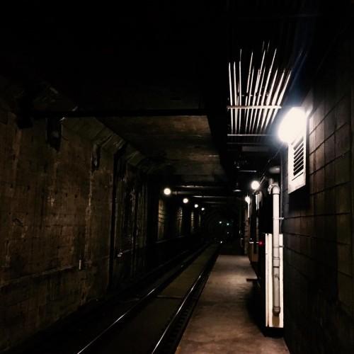 第九話「地下へ」