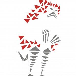 Yasutoshi Mifune イラスト展「三角形でなんとなく」